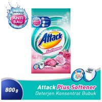 Attack plus SOFTENER deterjen konsentrat 800gr| 800 gr