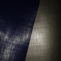 Terpal A12 Silver Ukuran 8 x 18 m sebanyak 6 pcs+ Ongkir Indah Kargo