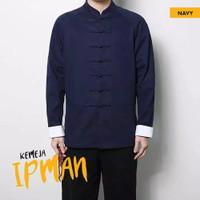 baju tradisional tiongkok +imlek+baju kemeja pria+baju cina..v4.o