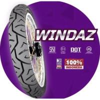 Ban Motor MIZZLE Windaz 250 17 (Tubetype) Ban Luar 2.50 17