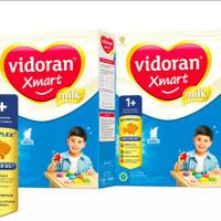 Susu Vidoran Xmart 1+ Vanila / Madu 725 Gr