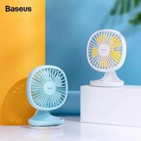 baseus pudding portable fan kipas angin meja