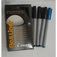 Ballpoint / Pulpen / Pen Merk Pilot Ball liner - Biru