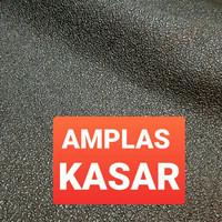 SARUNG JOK AMPLAS KASAR TEBAL / KULIT JOK MOTOR AMPLAA