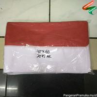 Bendera Merah Putih 40x60 bahan Arwana