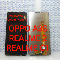 TERMURAH LCD OPPO A3S + TOUCHSCREEN