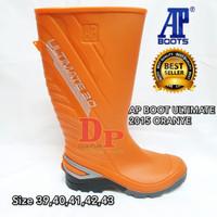 SEPATU AP BOOT ULTIMATE ORANGE AP BOOTS ULTIMATE ORANGE - 39