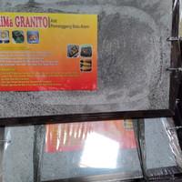 Alat panggang batu granit bakar