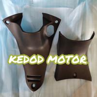 Cover Body Legsil Kunci Tengah Atas Bawah Supra X 125 Lama New Betmen