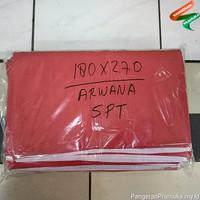 Bendera Merah Putih 180x270 cm Bahan Arwana