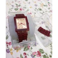 jam tangan swatch asli