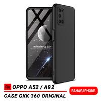Hardcase OPPO A52 / A92 Case GKK 360 Original - Merah