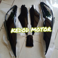 Cover Body Samping / Belakang Set Honda Supra X 125 lama atay betmen