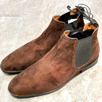H&M Boots Shoes Sepatu Leather Original Ankle