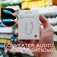 adapter audio iphone kabel converter jack audio lightning to jack 3.5