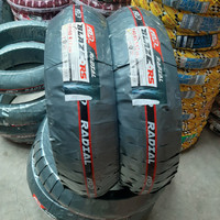 BAN LUAR FDR RADIAL BLAZE RS 140/60-17 TUBELESS