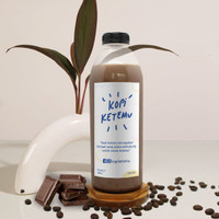 SELITER KETEMU - Coklat 1L / 1 Liter
