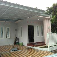 kanopi murah atap spandek
