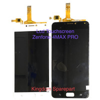 LCD TOUCHSCREEN ASUS ZENFONE 4MAX PRO ZC554KL X001D COMPLETE - Putih
