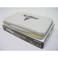 Bak stempel / Bantalan Stempel / Stamp pad No. 1 Merk Artline