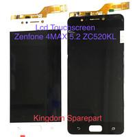 LCD TOUCHSCREEN ASUS ZENFONE 4MAX 5.2 ZC520KL X00HD COMPLETE - Putih