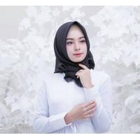 jilbab saudia hijab segi empat kerudung rawis