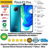 Xiaomi PocoPhone Poco F2 Pro 6GB/128GB F2Pro 6/128GB f 2pro-128-Resmi