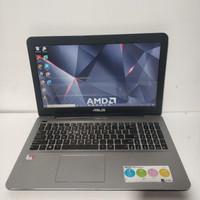 Laptop Asus X555QG A10-9620P/4GB/1TB/R6 M435DX-2GB Second