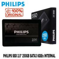 SSD 250GB High Speed PHILIPS ORIGINAL 2.5 Internal SATA3 240GB + 10GB