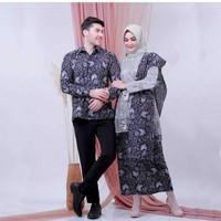 Batik Couple/Baju Pesta Sarimbit Kebaya/Kebaya Broklat