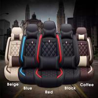 sarung jok mobil bahan lederlux leather