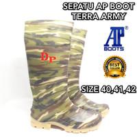 SEPATU AP BOOT TERRA ARMY AP BOOTS TERRA ARMY