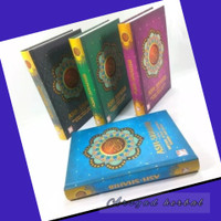 Al Qur'an Terjemah Ash Shahib Mushaf Rast Utsmani ukuran A5 ORIGINAL
