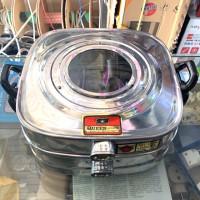Oven listrik Queen 350watt oven kue lapis baking pan electric elektrik