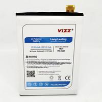 Baterai Vizz Asus Zenfone 2 5,5inci ZE550ML ZE551ML Z00AD Z008D