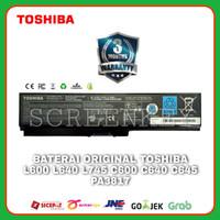 Baterai Batrai Toshiba Satellite L600 L600D L630 L635 L640 L640D L645
