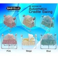 Baby Elle Cradle Swing Automatic/Ranjang Ayunan Bayi Elektrik Murah