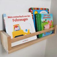Rak Buku Gantung Minimalis Serbaguna 40cm - 30cm
