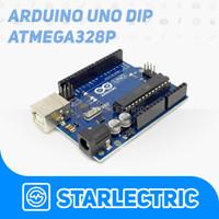 Uno R3 - Arduino Uno DIP Complatible Atmega328p