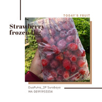STRAWBERRY FROZEN BEKU 1KG
