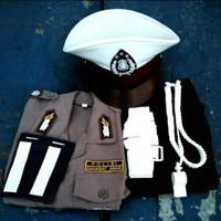 STELAN POLISI ANAK/BAJU POLISI ANAK