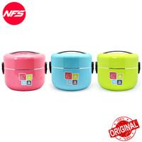 ARNISS Treva KW-0320 Travel Food Container Keep Warm/Rantang Panas-Hot