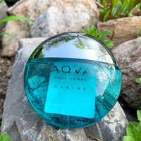 Parfum Original Bvlgari Aqua Marine 50ml Unisex Ori Reject Non Box