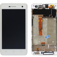 LCD TOUCHSCREEN OPPO R819 / FIND MIRROR BLACK AND WHITE.