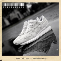 Sepatu Original Asics Gel Lyte 3 Mt Boost Alumunium Grey BNIB