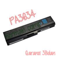 BATERAI LAPTOP TOSHIBA SATELLITE L510 PA3634U-1BAS/BRM ORIGINAL