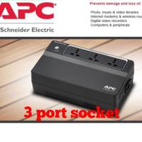 APC UPS avr stabilizer surge protector stabiliser 3port pelindung arus