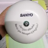 Accumulator / Tangki / Tabung Pompa Air Sanyo Tipe PH-137AC