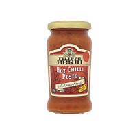 filippo berio hot chili pesto 190gr