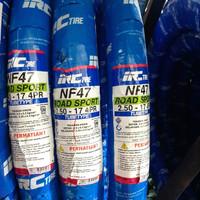 BAN LUAR IRC NF47 250-17 TUBETYPE